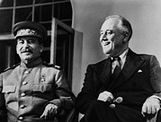 Josef Photos - World War Ii. Soviet Premier Josef by Everett