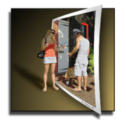 Gestures Photo Framed Prints - Worlds Apart Framed Print by Brian Wallace