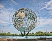 Chuck Kuhn Metal Prints - Worlds Fair Queens 1964 Metal Print by Chuck Kuhn