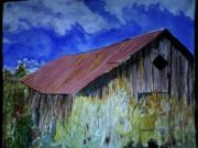 Lee Stockwell - Worn out barn