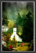 Worship In Kalama Print by Dale Stillman