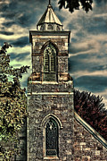 Stockbridge Posters - Worship Poster by Tom Prendergast