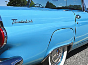 Blue Thunderbird Posters - Wouldnt it be Nice Poster by Brenda Giasson