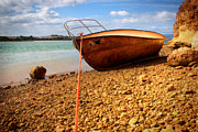 Rowboat Photos - Wrack by Carlos Caetano