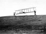 Tester Posters - Wright Brothers Glider, 1902 Poster by Science Source