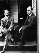 Wright Photos - Wright Brothers by Granger