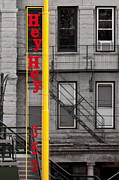 Friendly Confines Prints - Wrigley Field Right Field Foul Pole Print by Anthony Doudt