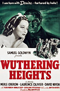 Laurence Photo Posters - Wuthering Heights, Merle Oberon Poster by Everett