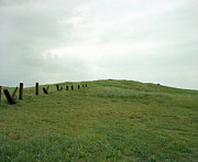 Europe Photo Originals - WW2 Minefield - Hanstholm by Jan Faul