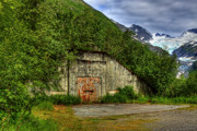David Wagner Art - WWII Bunker by David Wagner
