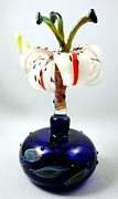 Flamework Sculpture Glass Art Originals - Www.autralianartglass.com by Laurie Young