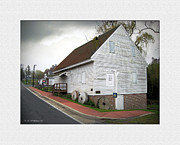 Wye Mill - Street View Print by Brian Wallace