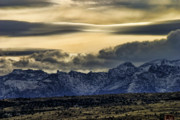 Chuck Kuhn Photography Prints - Wyoming II Print by Chuck Kuhn