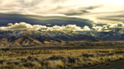 Chuck Kuhn Photography Prints - Wyoming IX Print by Chuck Kuhn
