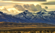 Chuck Kuhn Photography Prints - Wyoming VII Print by Chuck Kuhn