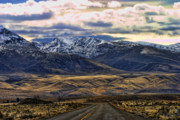 Chuck Kuhn Photography Prints - Wyoming VIII Print by Chuck Kuhn