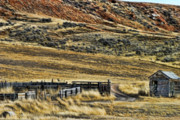 Chuck Kuhn Photography Prints - Wyoming X Print by Chuck Kuhn