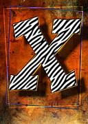 X Print by Mauro Celotti