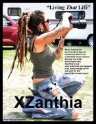 Bands Pastels - XZanthia Storie Film Maker by Albert Dekota Sanchez
