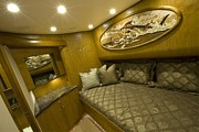 Marine Reliefs - Yacht woodwork by Carey Chen