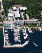 Bill Lang - Yacht Works Marina to East