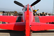 Yak 9u Airplane . 7d15802 Print by Wingsdomain Art and Photography
