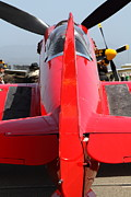 Yak 9u Airplane . 7d15803 Print by Wingsdomain Art and Photography