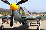 Yak Photos - Yak 9U Airplane . 7d15807 by Wingsdomain Art and Photography