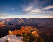 South Rim Framed Prints - Yaki Point - Grand Canyon National Park Framed Print by Andrew Soundarajan