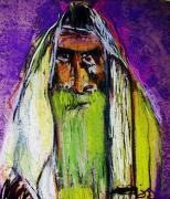 Religion Pastels - Yakov by Joyce Goldin