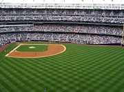 Yankee Stadium Art - Yankee Stadium by Bruce Lennon