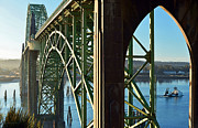Alice Martin - Yaquina Bay Bridge At...