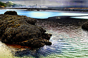Mick Anderson Prints - Yaquina Dream Print by Mick Anderson