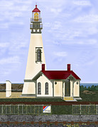 Anne Norskog - Yaquina Head Revisited
