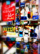 Pop Art Photos - Yassin the last glassmaker in Beirut by Funkpix Photo  Hunter