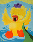 Lisa Wisham - Yellow Duck Playing