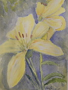 Pamela  Meredith - Yellow Flowers
