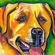 Ilene Richard - Yellow Lab