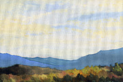 East Tennessee Paintings - Yellow Ridge by Mark Froehlich