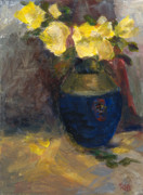 Rita Bentley - Yellow Roses