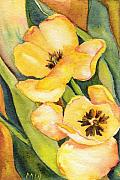 Marsha Woods - Yellow Tulips