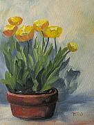 Torrie Smiley - Yellow Tulips