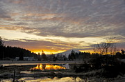 Landscape - Yelm Dawn by Sean Griffin