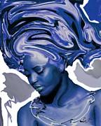 Yemaya Okute Print by Liz Loz