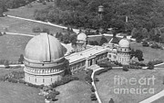 Telescope Dome Framed Prints - Yerkes Observatory, Wisconsin, 1937 Framed Print by Science Source