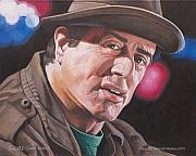 Stallone Paintings - Yo Adrien by Kenneth Kelsoe