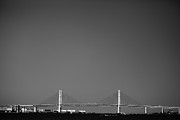 Bay Photos - Yokohama Bay Bridge by Kiyoshi Noguchi