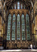 Chime Framed Prints - York Minster04 Framed Print by Svetlana Sewell