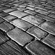 Yorkshire Photos - Yorkshire Pavement by Ian Barber