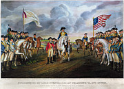 Rebellion Art - Yorktown: Surrender, 1781 by Granger